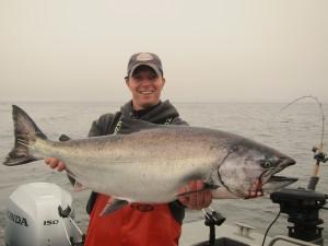 Neah Bay Salmon