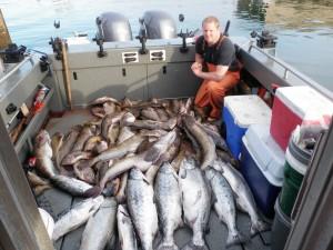 Westport Salmon Bottomfish Combo
